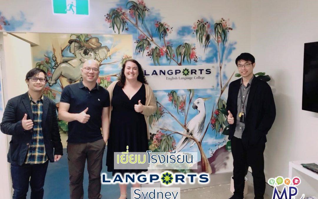 High Quality Language School – Langports Sydney Campus