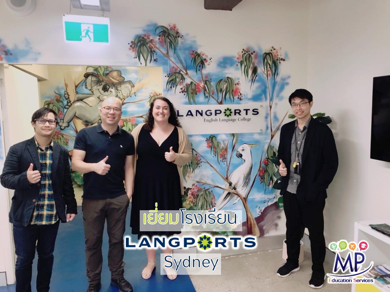 High Quality Language School – Langports Sydney Campus